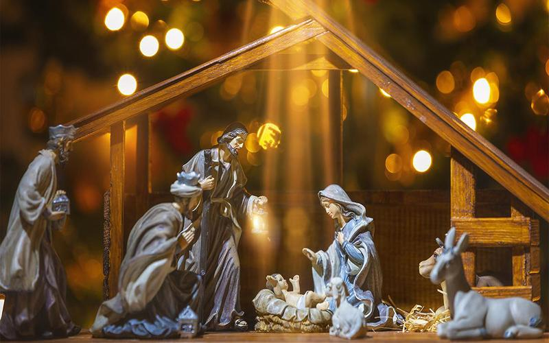Come, Let Us Adore Him! — All Year Long